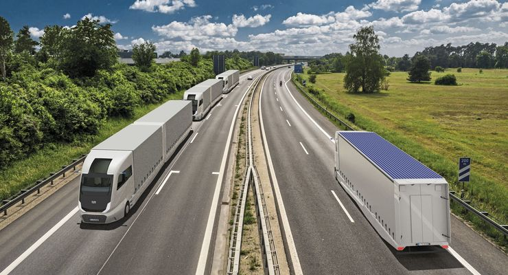 TUM, Lehrstuhl Industrial Design, S. Rauchbart, W. Wilden, Truck 2030