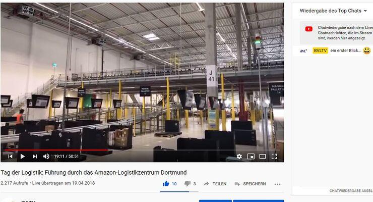Tag der Logistik 2020 virtuell