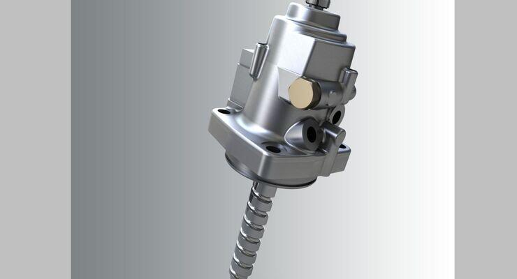 Tedrive, Kugelumlaufgetriebe, Spurhalteassistenz, 2013