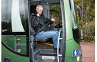 Test, MAN, Lion's Regio C, Linienbus, Überlandbus, Reisebus, Begleiter, Beifahrer, Beifahrerplatz, Begleitersitz, Reisebegleiter
