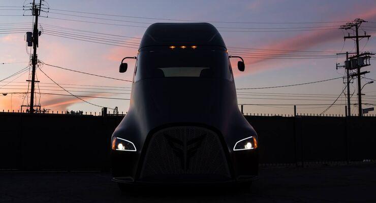 Thor Trucks, ET-One, Start-up, USA, Elektro