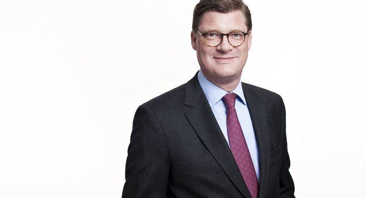 Till Oberwörder wird neuer Leiter von Daimler Buses