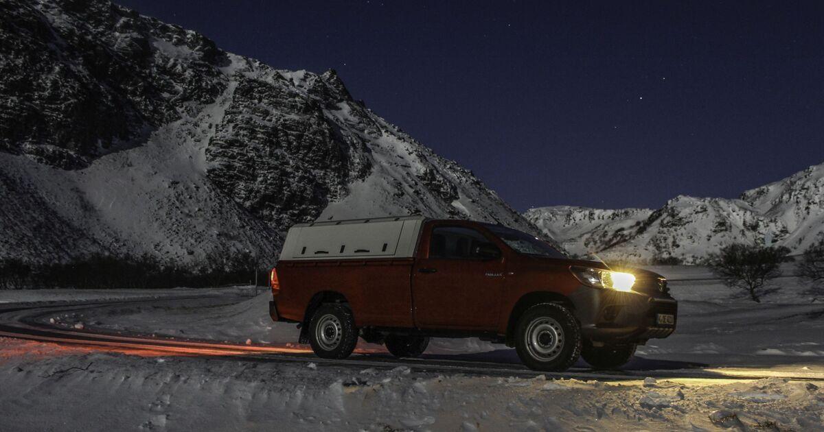 reise zum nordkap