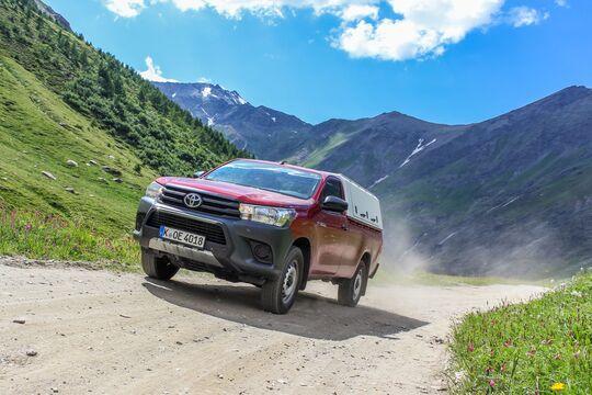 Toyota Hilux Single Cab Roadtrip