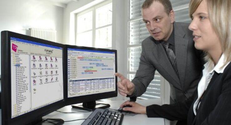 Transdata integriert CO2-Rechner