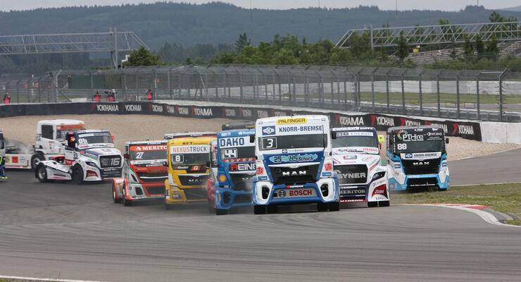 Truck Grand Prix 2016 Rennen 1 Samstag