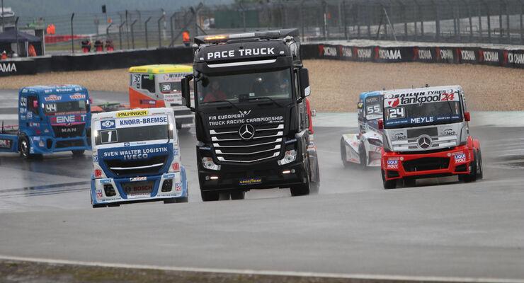 Truck Grand Prix 2017 Erstes Rennen Am Samstag Eurotransport