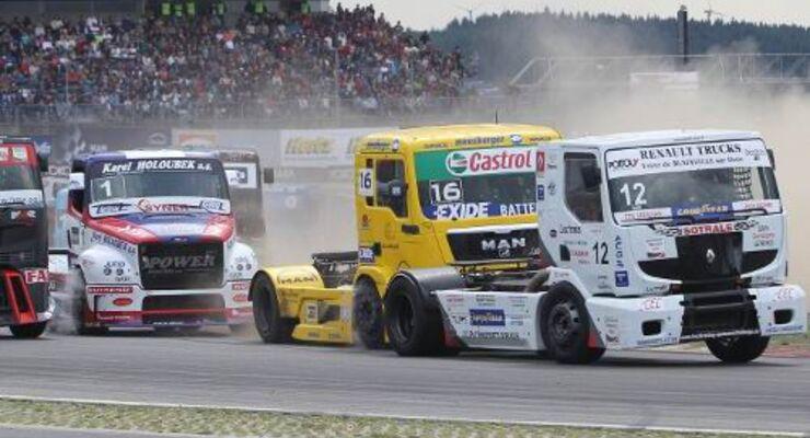 Truck Grand Prix in Vorbereitung