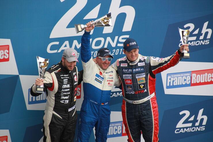 Truck Race, EM, 2016, Le Mans