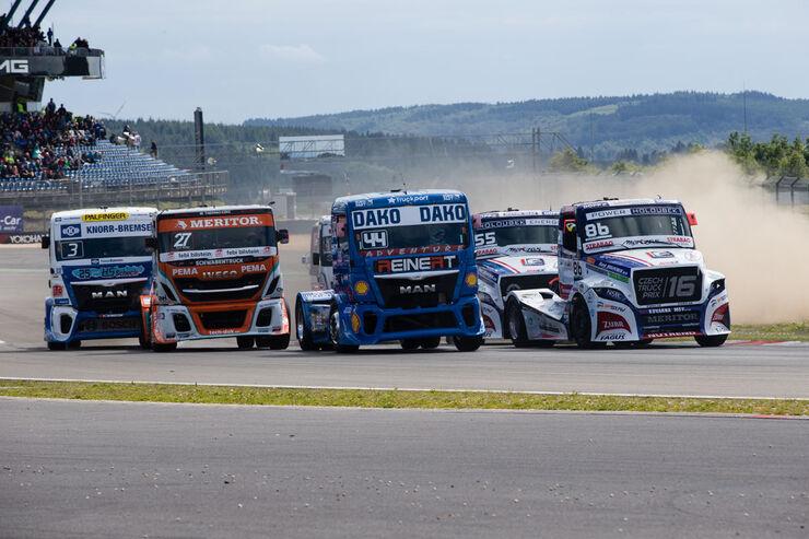 Truck Race, EM, 2016, Nuerburgring