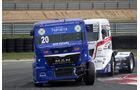 Truck Race Navarra Rennen drei