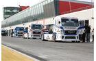 Truck Race Test in Nogaro