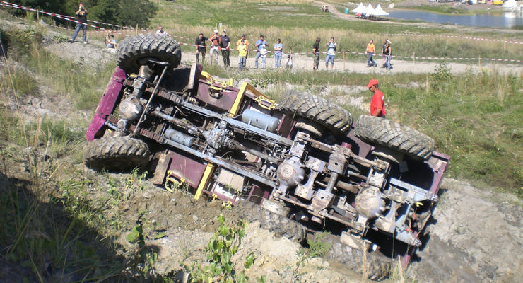 Truck Trial Voitsberg