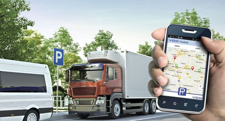 Truck Ya, App, Continental