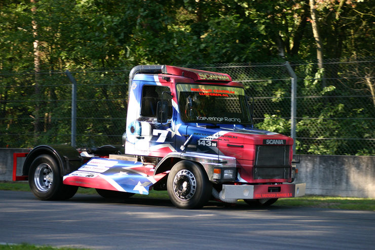 Truckrace Battle Holland