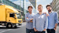 Trucksters-Gründer: Luis Bardaji, Gabor Balogh und Ramon Castro