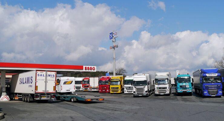 Truckstop Münchberg