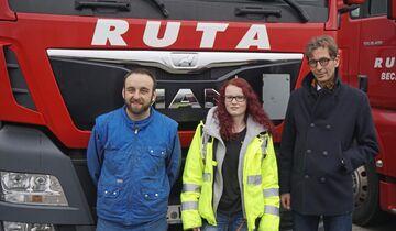 U25 Natalie Brand, FF 3/2018, Ruta Spedition Beckum, Werner Ruploh.
