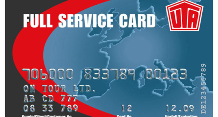 UTA Card