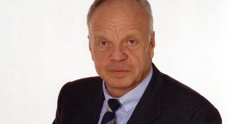 VDIK-Präsident Volker Lange