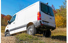 VW Crafter 2.0 TDI 4-Motion, Heck
