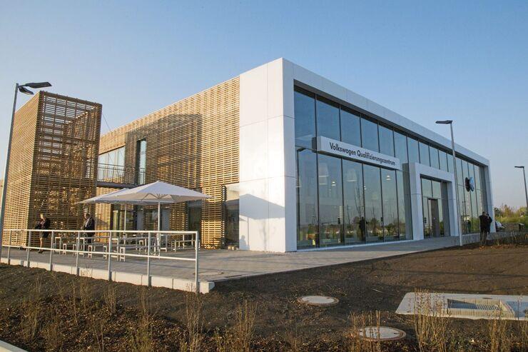 VW Qualifizierungszentrum Erfurt