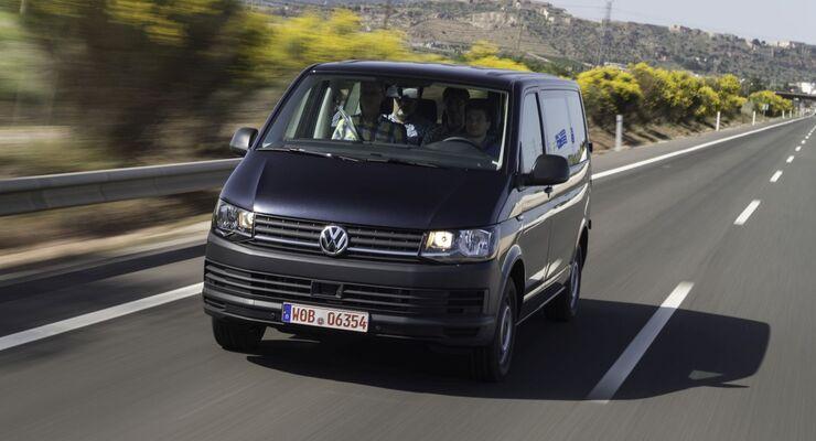 VW T6 Caravelle