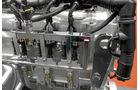 Vergleich LNG- mit CNG-Lkw, Erdgasmotor