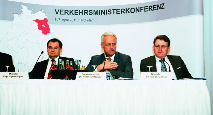 Verkehrsministerkonferenz