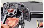 Viseon C10, Cockpit