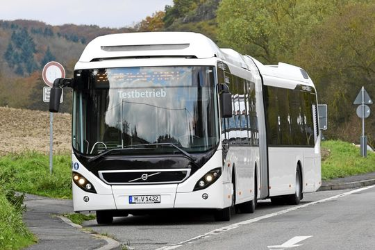Volvo 7900 LAH