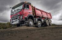 Volvo FMX 460 8x7