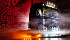 Volvo Trucks, In Flames, Swedish Metal, Volvo FH 16, Sondermodell