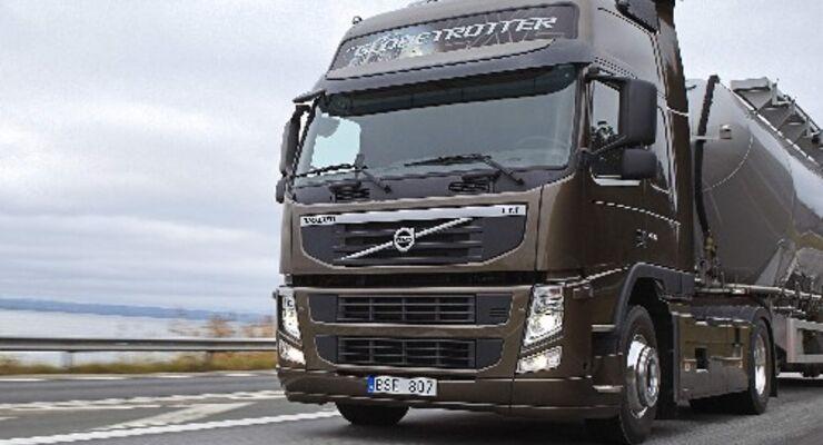 Volvo verpasst dem FM ein Update