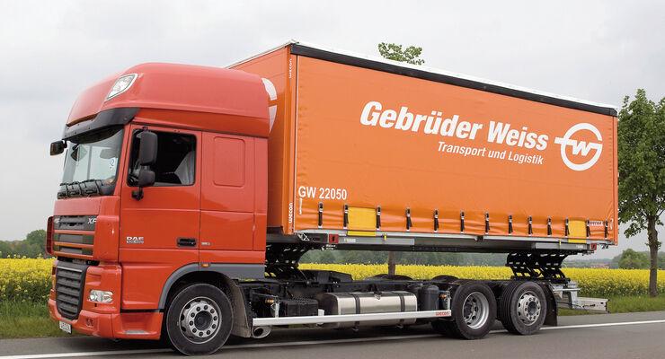 Wecon zur transport logistic 2009