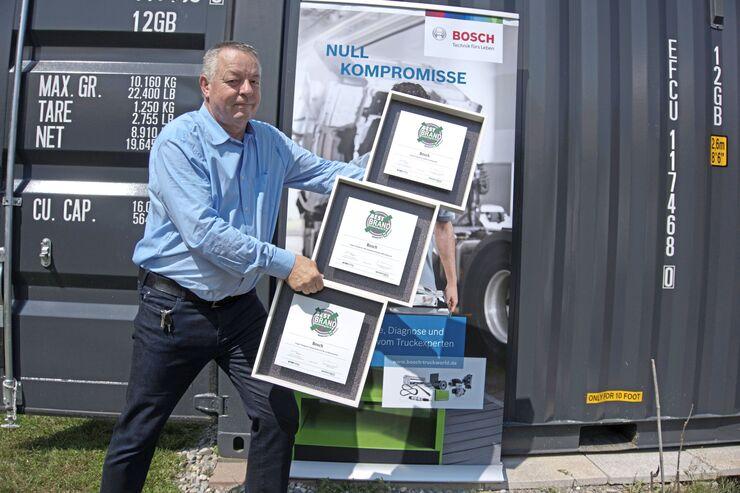 Werkstatt aktuell Leserwahl 2020, Best Brands Nutzfahrzeug-Service 2020, Ergebnisse