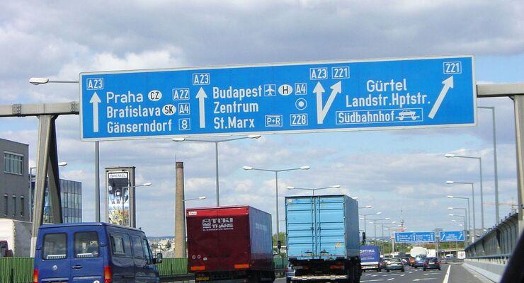 Wien-Tangente