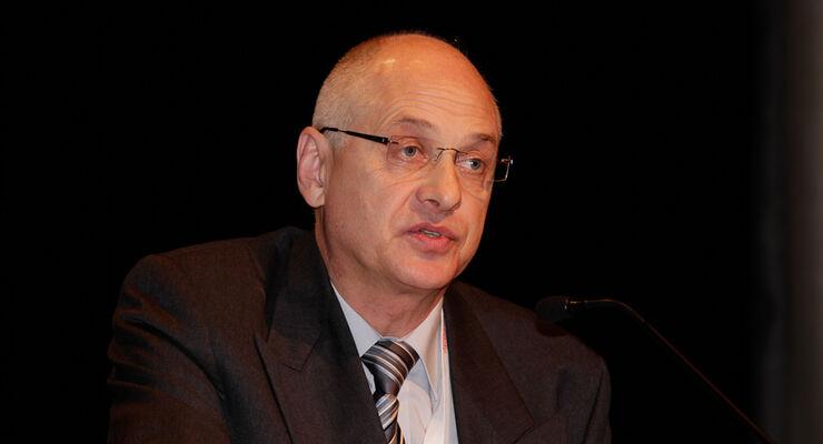 Wilfried Jagusch, Senior Berater, Dekra Consulting, lastauto omnibus, Zukunftskongress, 2011