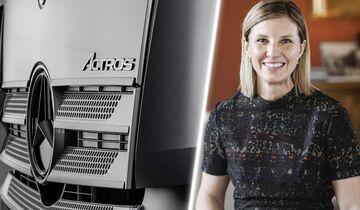 Willkommen an Bord: Karin Rådström übernimmt Leitung von Mercedes-Benz LkwWelcome on board: Karin Rådström takes over management of Mercedes-Benz Trucks