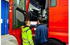 Wintererprobung in Arjeplog, Knorr-Bremse, MAN, Testauswertung