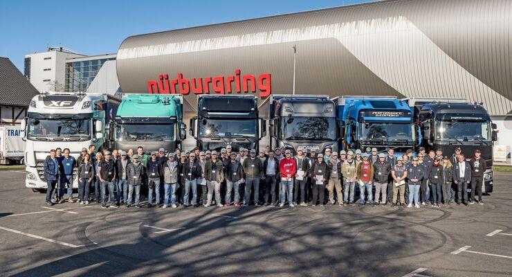 YPTA Young Professionals Truck Award
