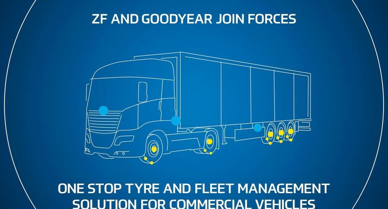 ZF and Goodyear