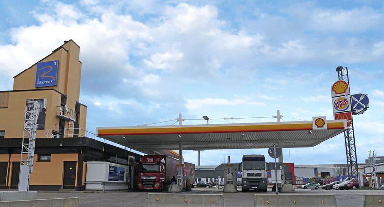 autohof, jettingen, scheppach, truck stup