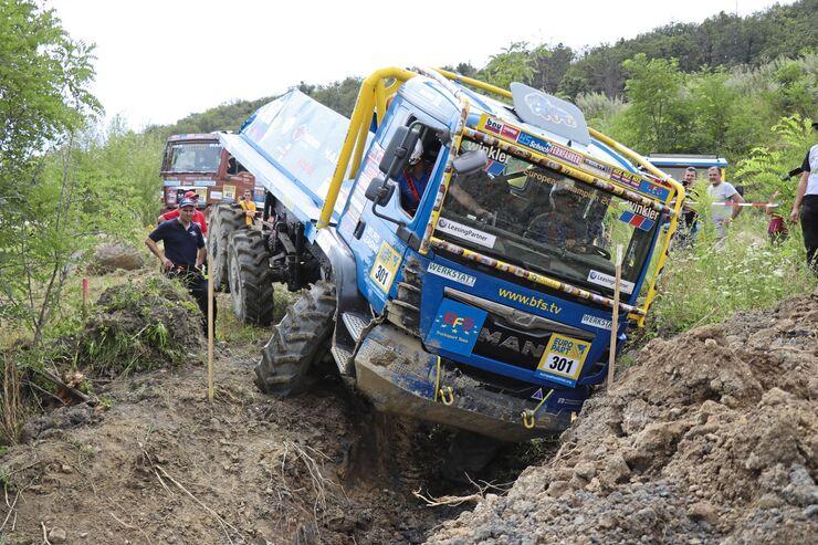 europa, truck, trial, 2019