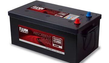 fiamm Starterbatterie mit AGM Technologie