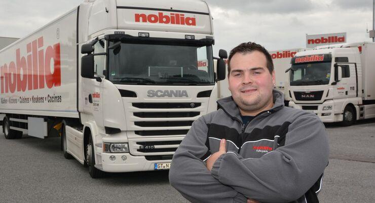 Im Interview U 25 Ron Bernard Im Gesprach Eurotransport
