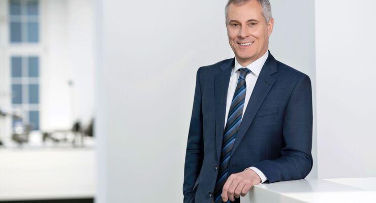 Personalie: Chef von Knorr-Bremse geht