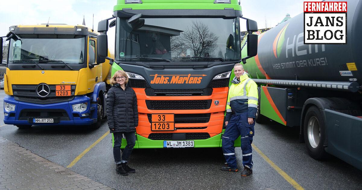 Waldaschaff: Lkw-Fahrer sieht am Steuer Fernsehen - Polizei stoppt ihn