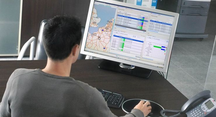 tx connect, transics, Computer, Monitor, Bildschirm, 2011